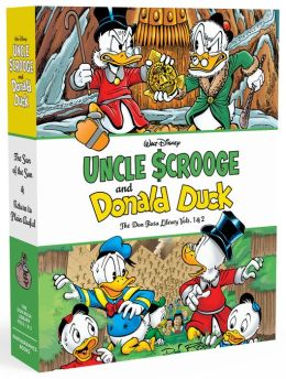 Walt Disney Uncle Scrooge And Donald Duck: The Don Rosa Library Vols. 1 & 2 Gift Box Set