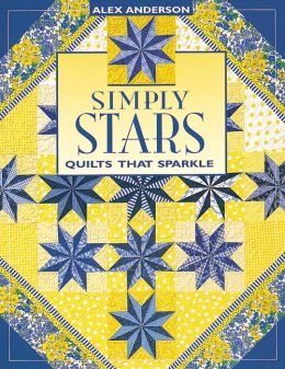 Simply Stars: Quilts That Sparkle (PagePerfect NOOK Book)