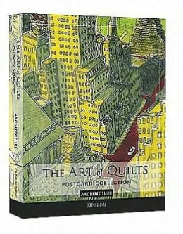 The Art of Quilts-Postcard Collection-Architecture