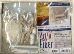 Artful Fiber: A Mixed Pack of Fibers & Surfaces for Art Quilts, Mixed-Media & Surface Design