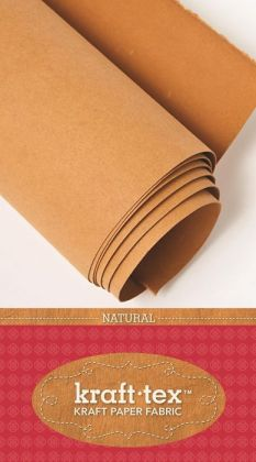 Kraft Tex: Roll, Natural