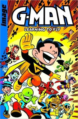 G-Man, Volume 1: Learning to Fly Digest