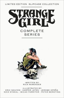Strange Girl Limited Edition Slipcase Collection