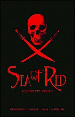 Sea of Red Slipcase Collection