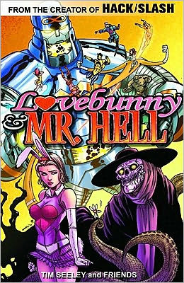 Lovebunny and Mr. Hell, Volume 1