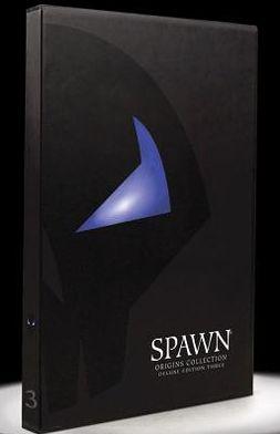 Spawn Origins DLX Ed S/N 3