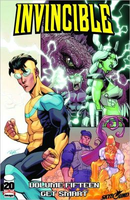 Invincible, Volume 15: Get Smart