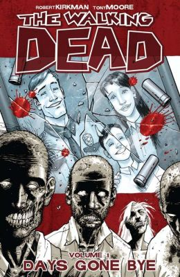 The Walking Dead, Volume 1: Days Gone Bye (NOOK Comics with Zoom View)