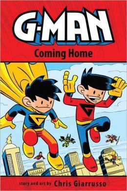 G-Man, Volume 3: Coming Home