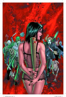 Hack/Slash, Volume 1: First Cut