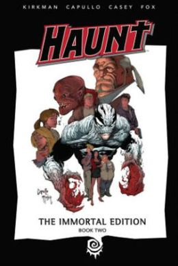 Haunt: The Immortal Edition, Book 2