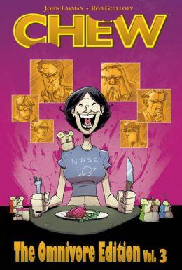 Chew Omnivore Edition, Volume 3