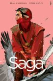 Book Cover Image. Title: Saga, Volume 2, Author: Brian K. Vaughan