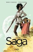 Book Cover Image. Title: Saga, Volume 3, Author: Brian K. Vaughan