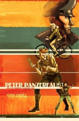Peter Panzerfaust Deluxe Hardcover