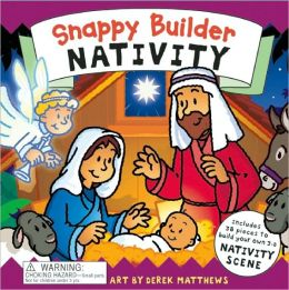 Snappy Builder: Nativity