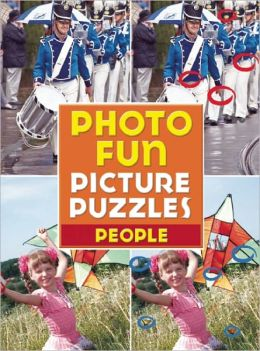 Photo Fun Picture Puzzles: People