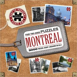 Montreal: Past to Present Puzzles