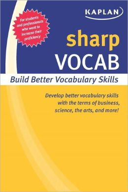 Sharp Vocab: Building Better Vocabulary Skills