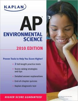 Kaplan AP Environmental Science 2010