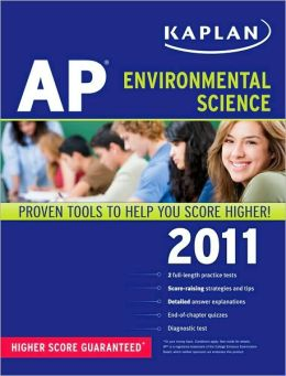Kaplan AP Environmental Science 2011