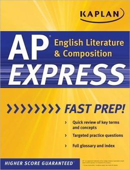 Kaplan AP English Literature & Composition Express