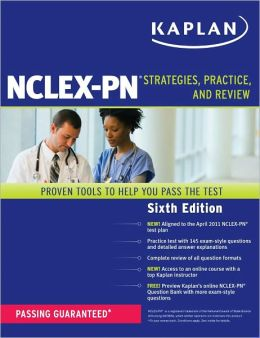 Kaplan NCLEX-PN: Strategies, Practice, and Review