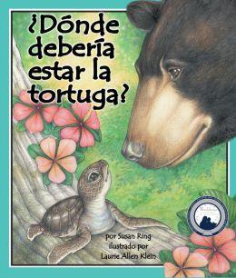 ¿Dónde debería estar la tortuga? (NOOK Comic with Zoom View)