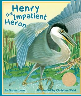 Henry the Impatient Heron (NOOK Comic with Zoom View)