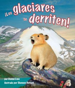¡Los glaciares se derriten! (NOOK Comic with Zoom View)