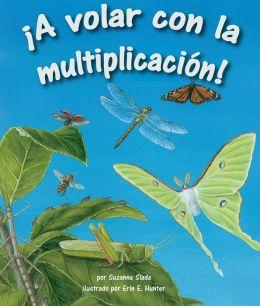 ¡A volar con la multiplicación! (NOOK Comic with Zoom View)