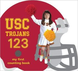USC Trojans 123: My First Counting Book