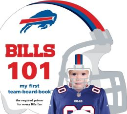 Buffalo Bills 101: My First Team-board-book