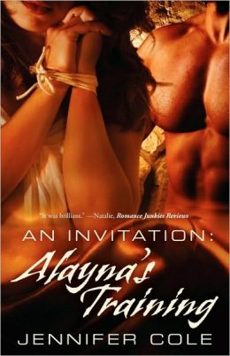 An Invitation: Alayna's Training