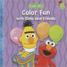 Color Fun with Elmo and Friends