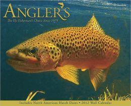2012 Angler's Wall Calendar