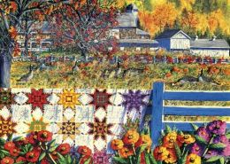 Autumn Farm Puzzle