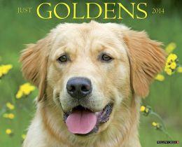 2014 Goldens Wall Calendar