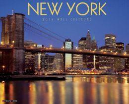 New York 2014 Calendar