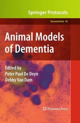 Animal Models of Dementia