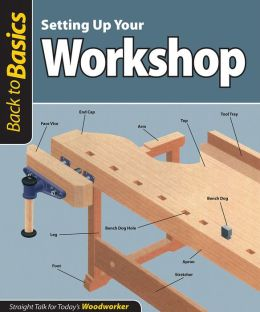 Setting Up Your Workshop: Straight Talk for Today's Woodworker