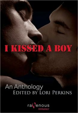 I Kissed a Boy: An Anthology of First-Time Gay Encounters