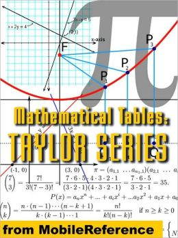 Mathematical Tables: Taylor (Maclaurin) series