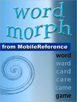 Word Morph Volume 5: transform the starting word one letter at a time until you spell the ending word.
