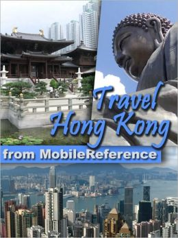 Travel Hong Kong: Illustrated Guide, Phrasebook and Maps