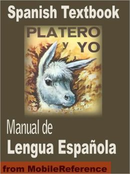 Platero y Yo. Manual de Lengua Española