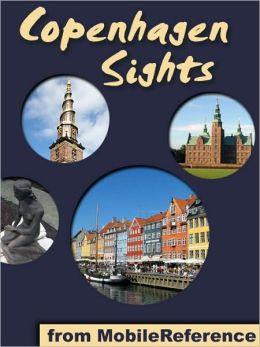 Copenhagen Sights: travel guide to the top 30 attractions in Copenhagen, Denmark