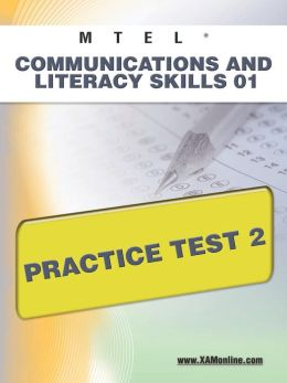 MTEL Communication and Literacy Skills 01 Practice Test 2