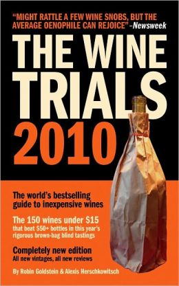 The Wine Trials 2010