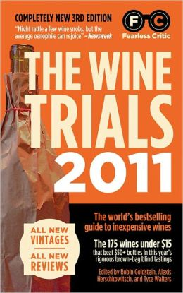 The Wine Trials 2011